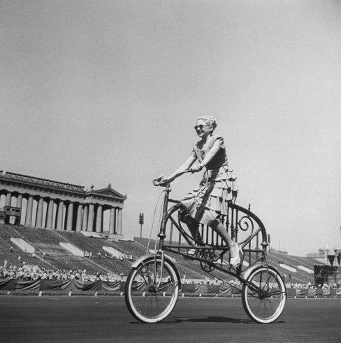 Bedstead Bike