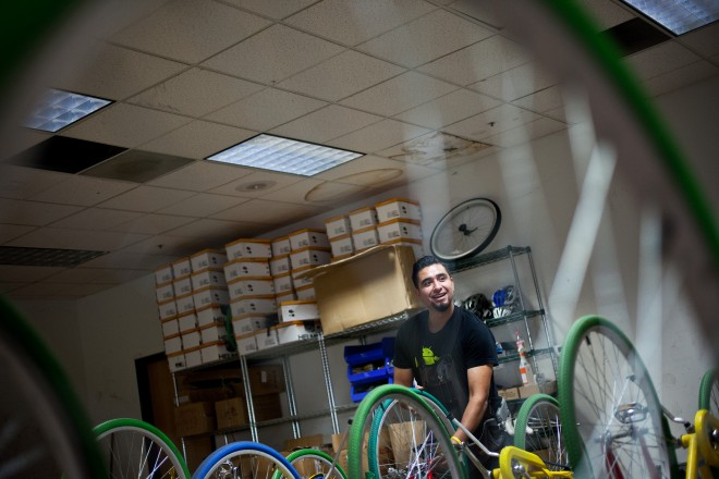 Google Bike Shop