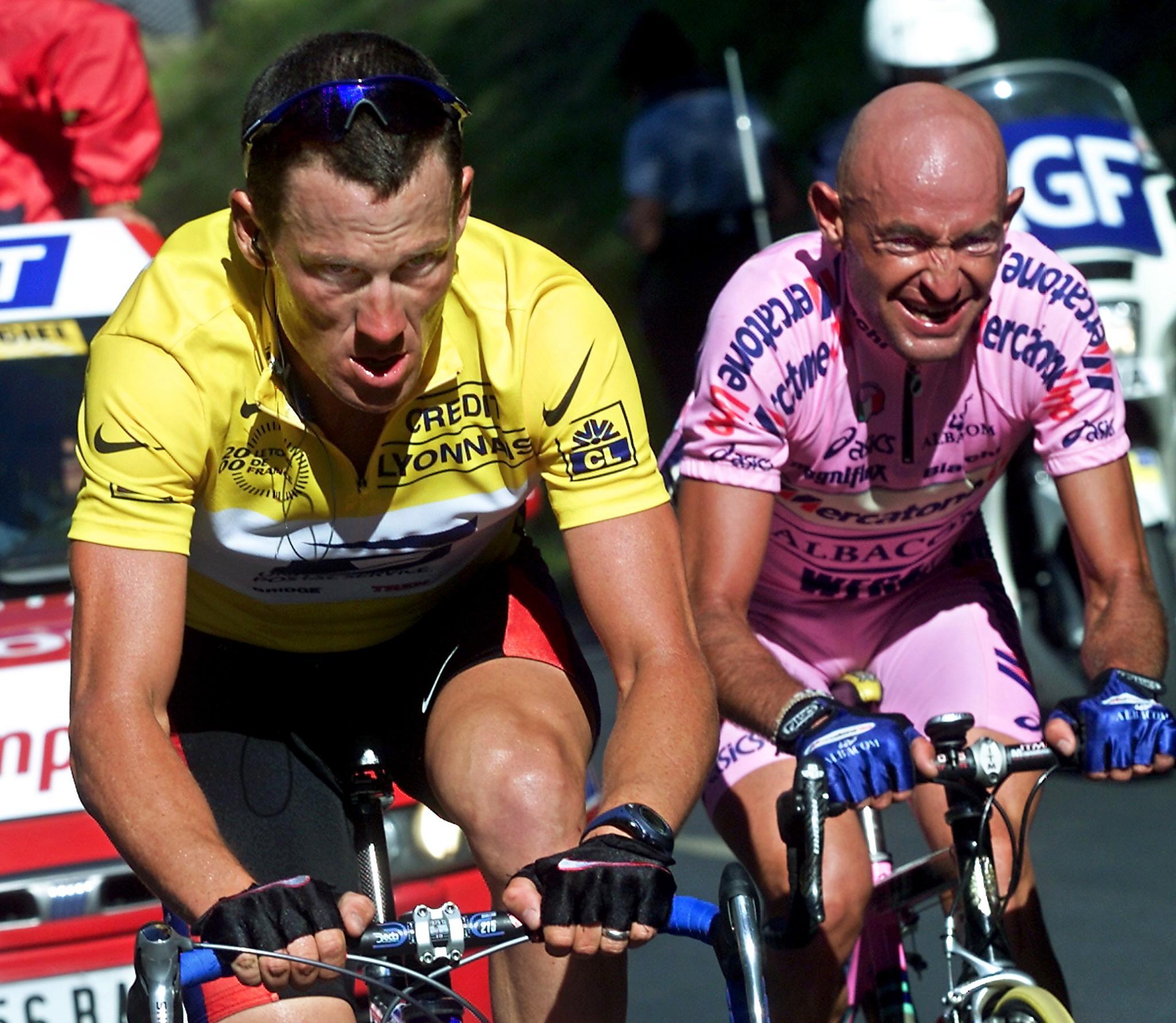Lance and Pantani