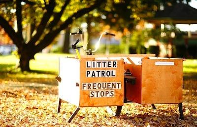 litter patrol