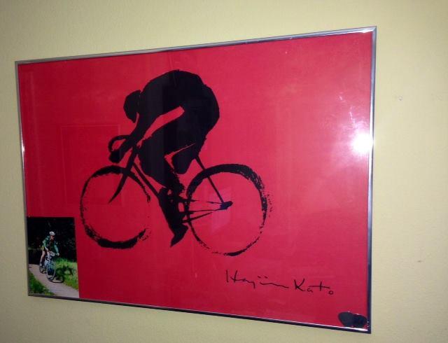Fuji Roubaix poster