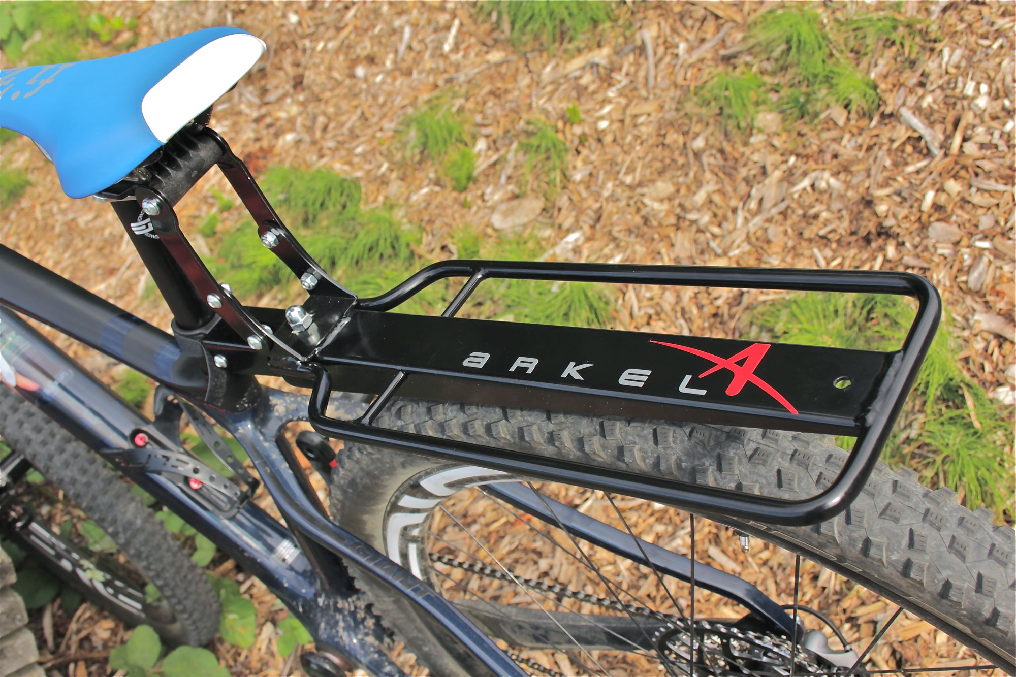 Trunk Mount Bike Rack >> Ortlieb Seatpost Bag and Arkel TailRider Bag with Seatpost Rack - Bike Hugger
