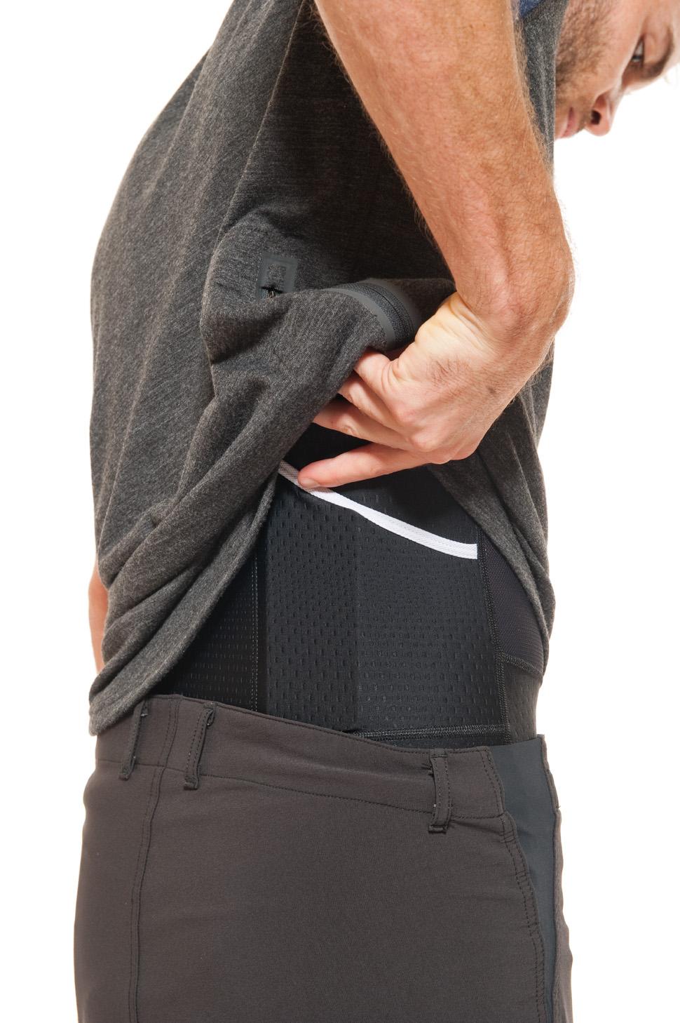 Shorts inside shorts