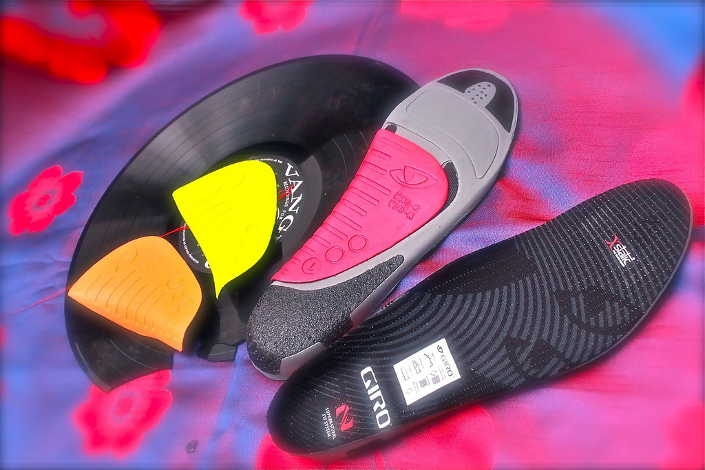 Giro SuperNatural Footbed Kit