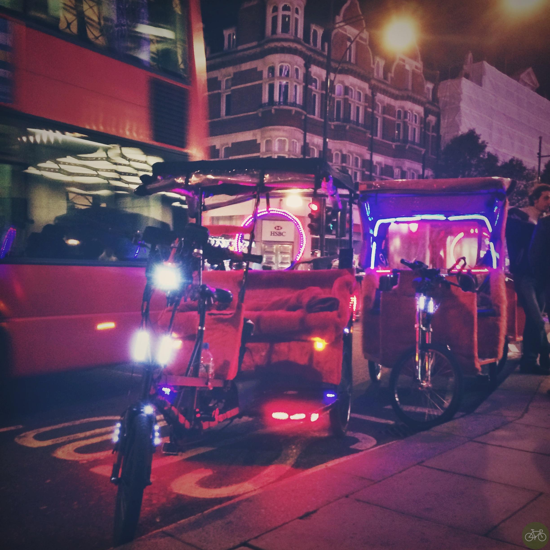 LDN Pedicabs