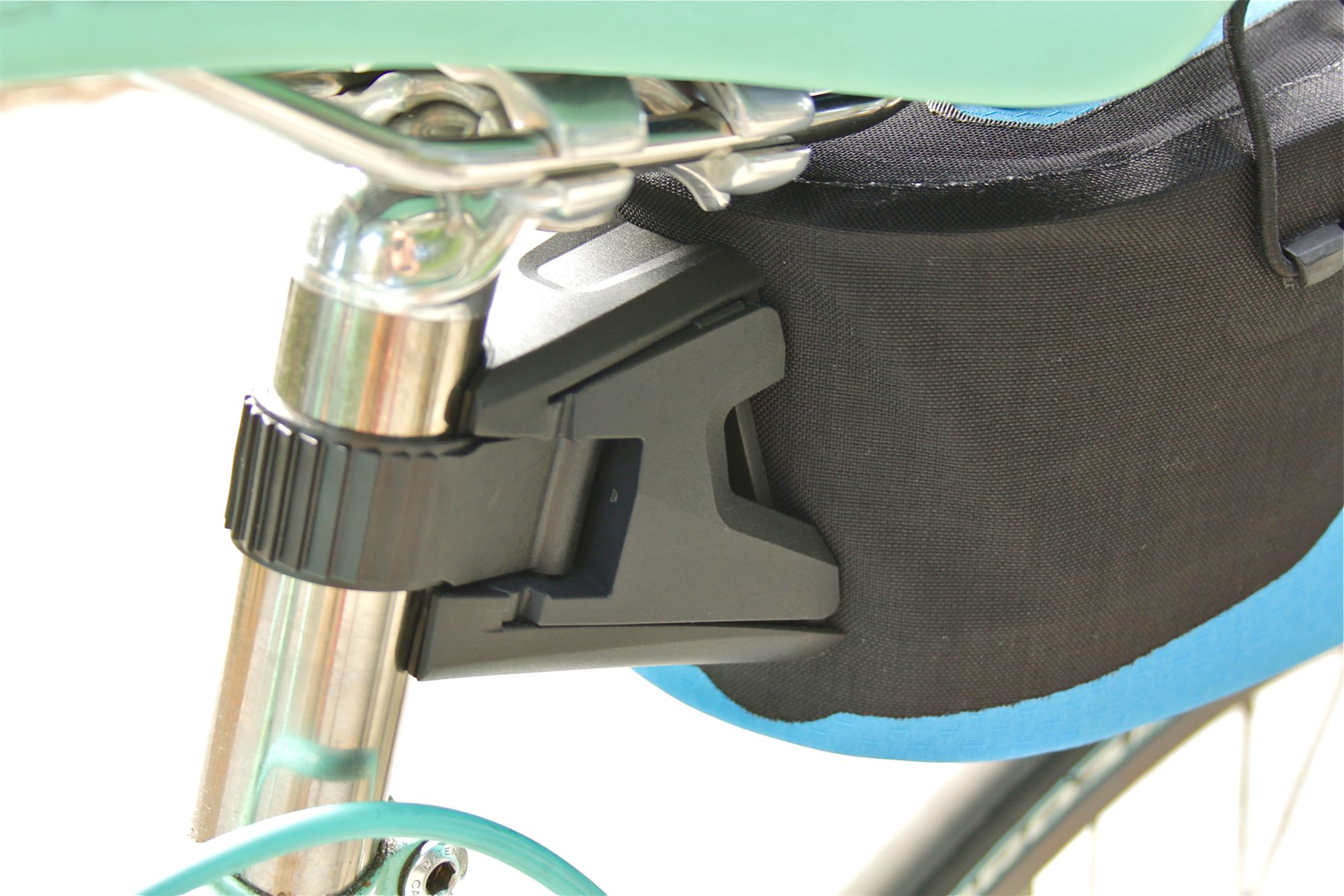 Ortlieb saddle clamp