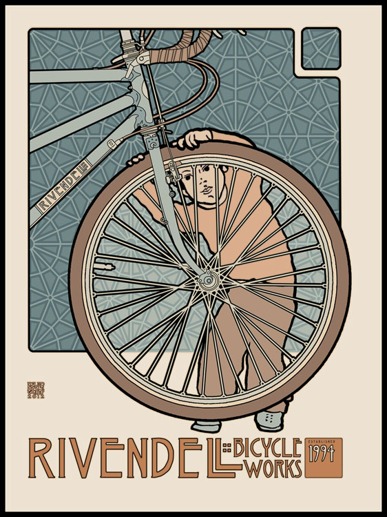 Rivendell Poster