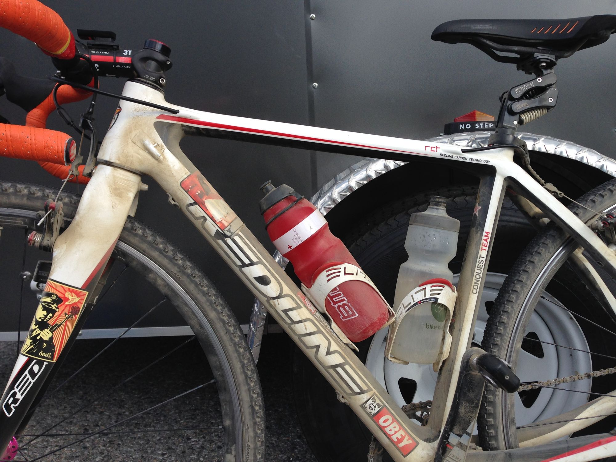 Redline Conquest Pro at Gran Fondo Leavenworth