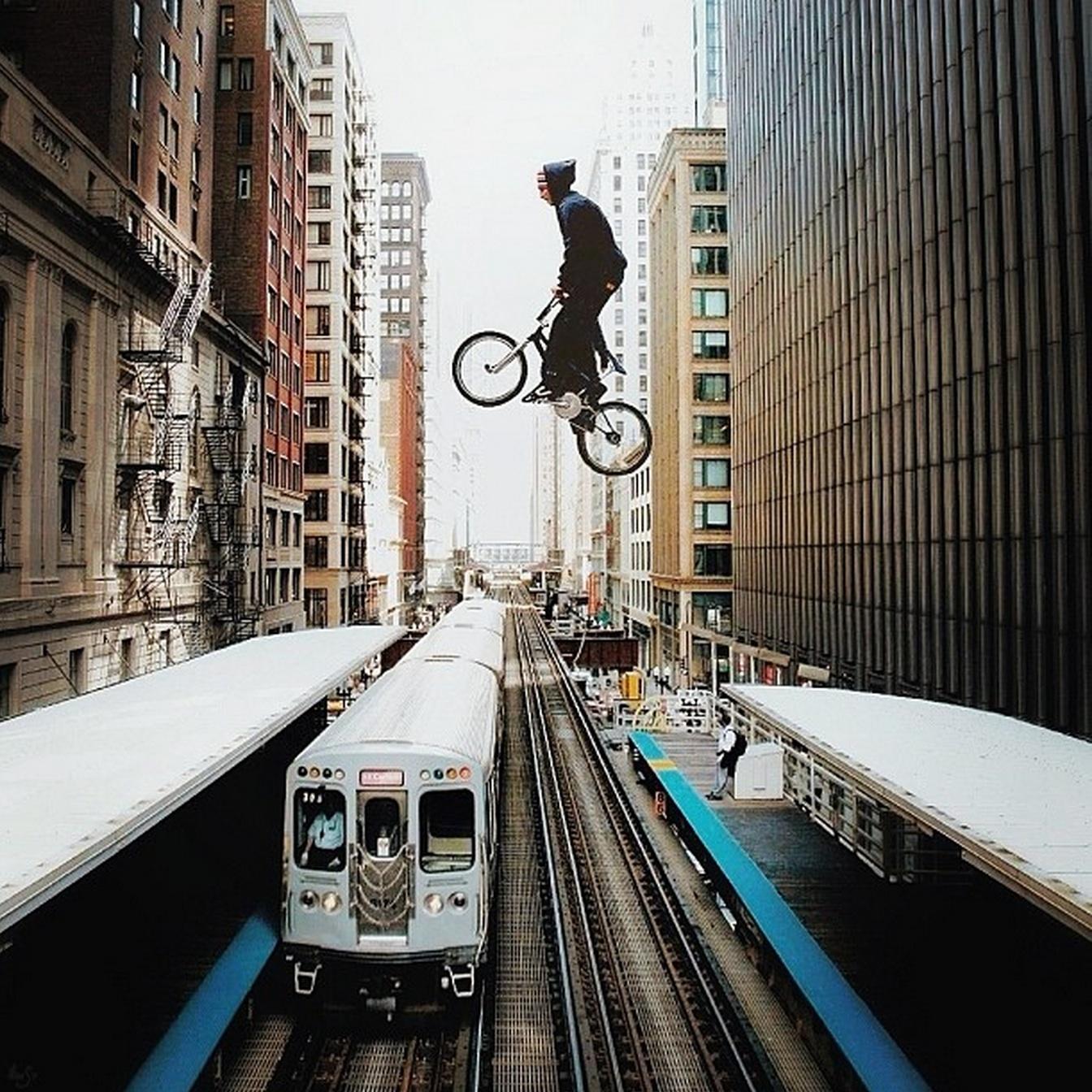 Platform to Platform