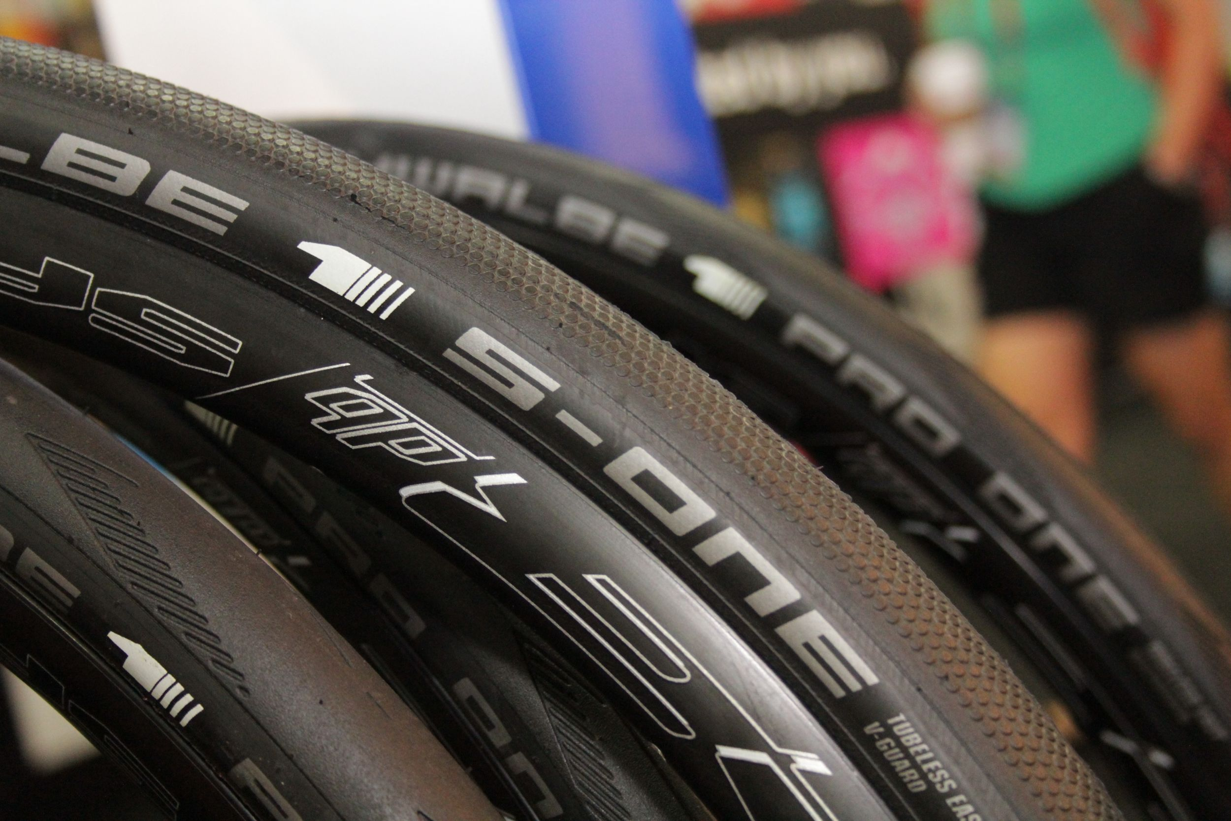 Schwalbe S-One 30mm road tubeless tyre