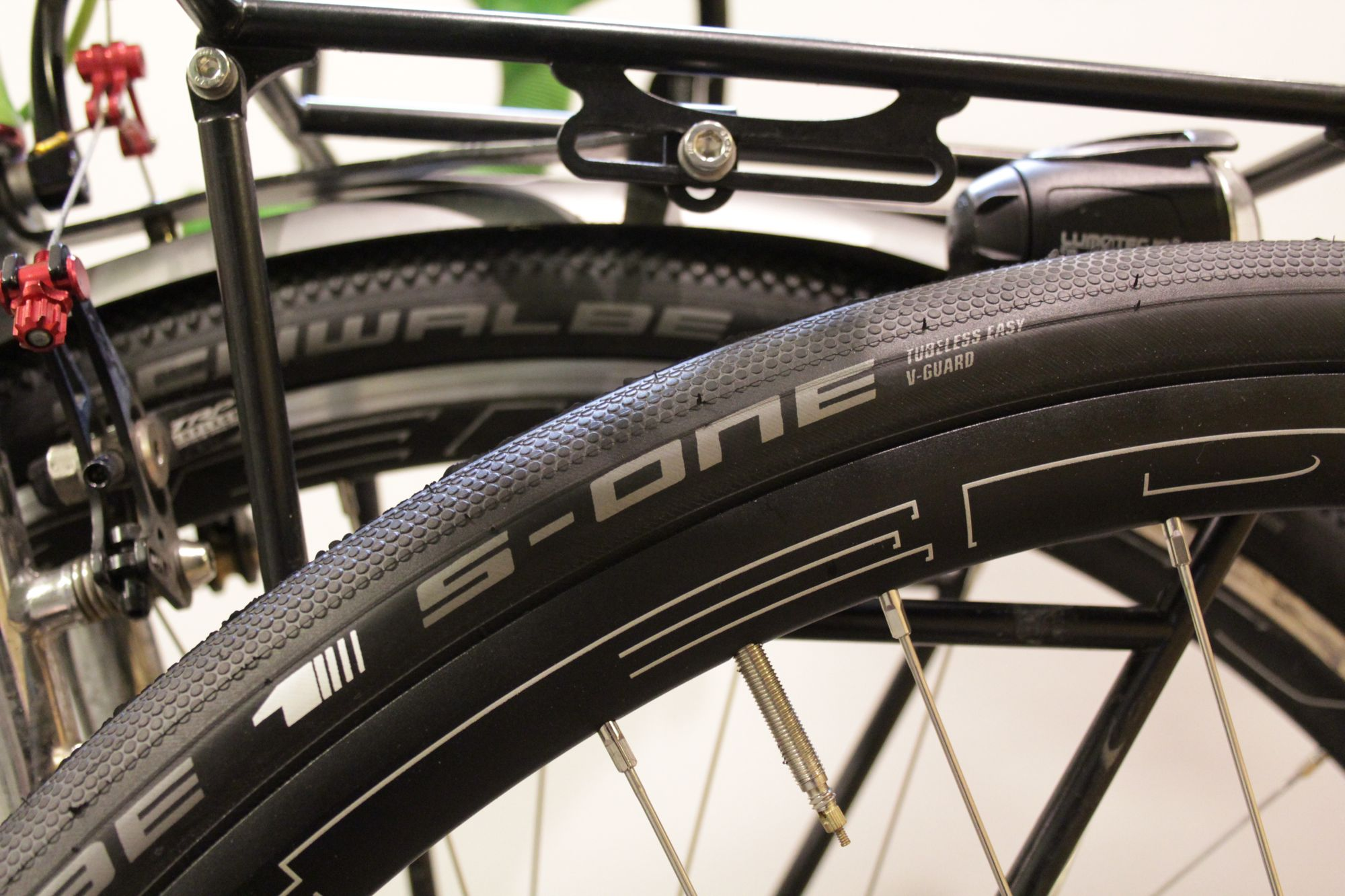 How To Read Tire Size >> On Test Now: Schwalbe S-One and G-One tubeless tyres - Bike Hugger