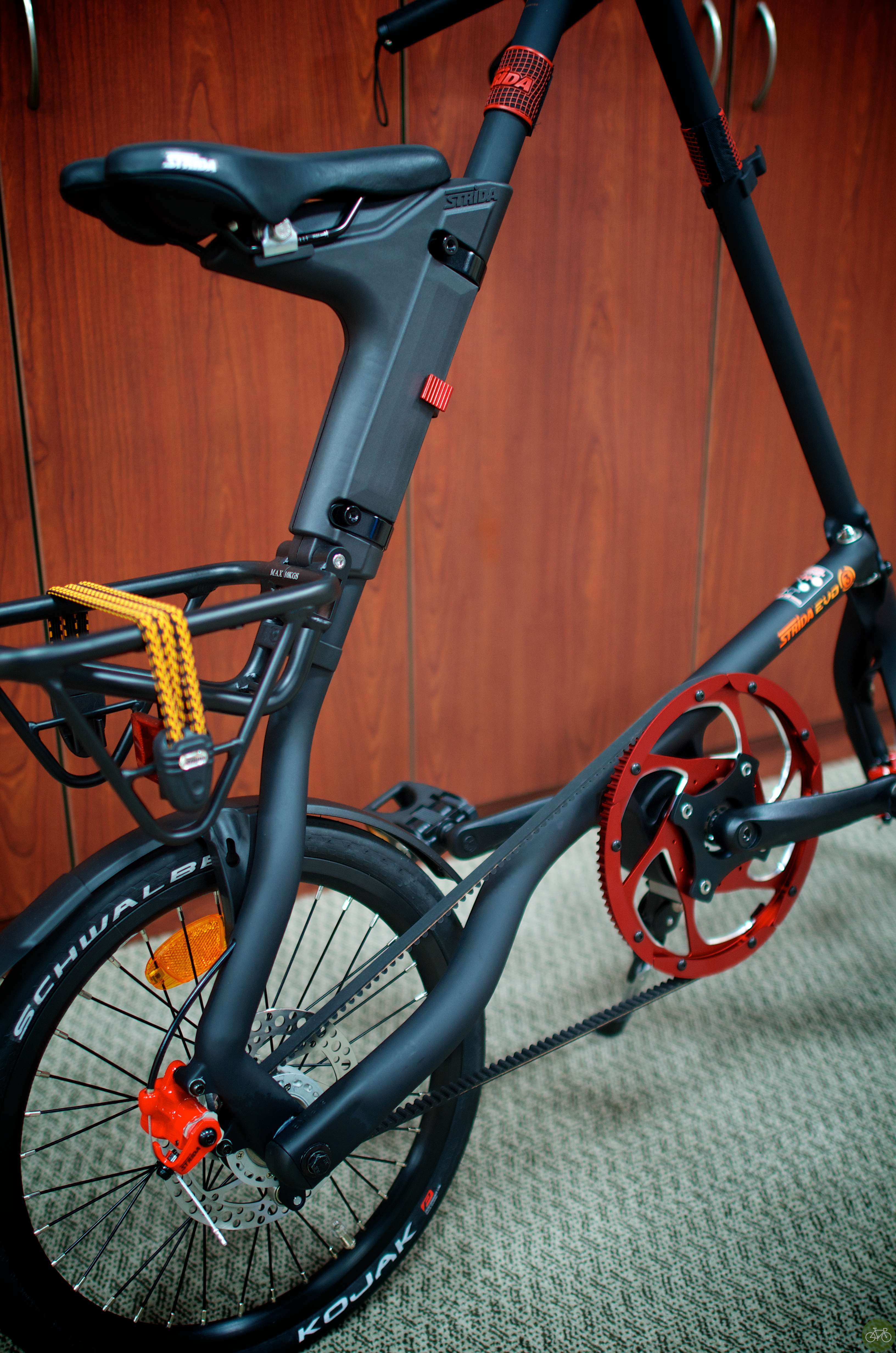 Strida in the Boardroom