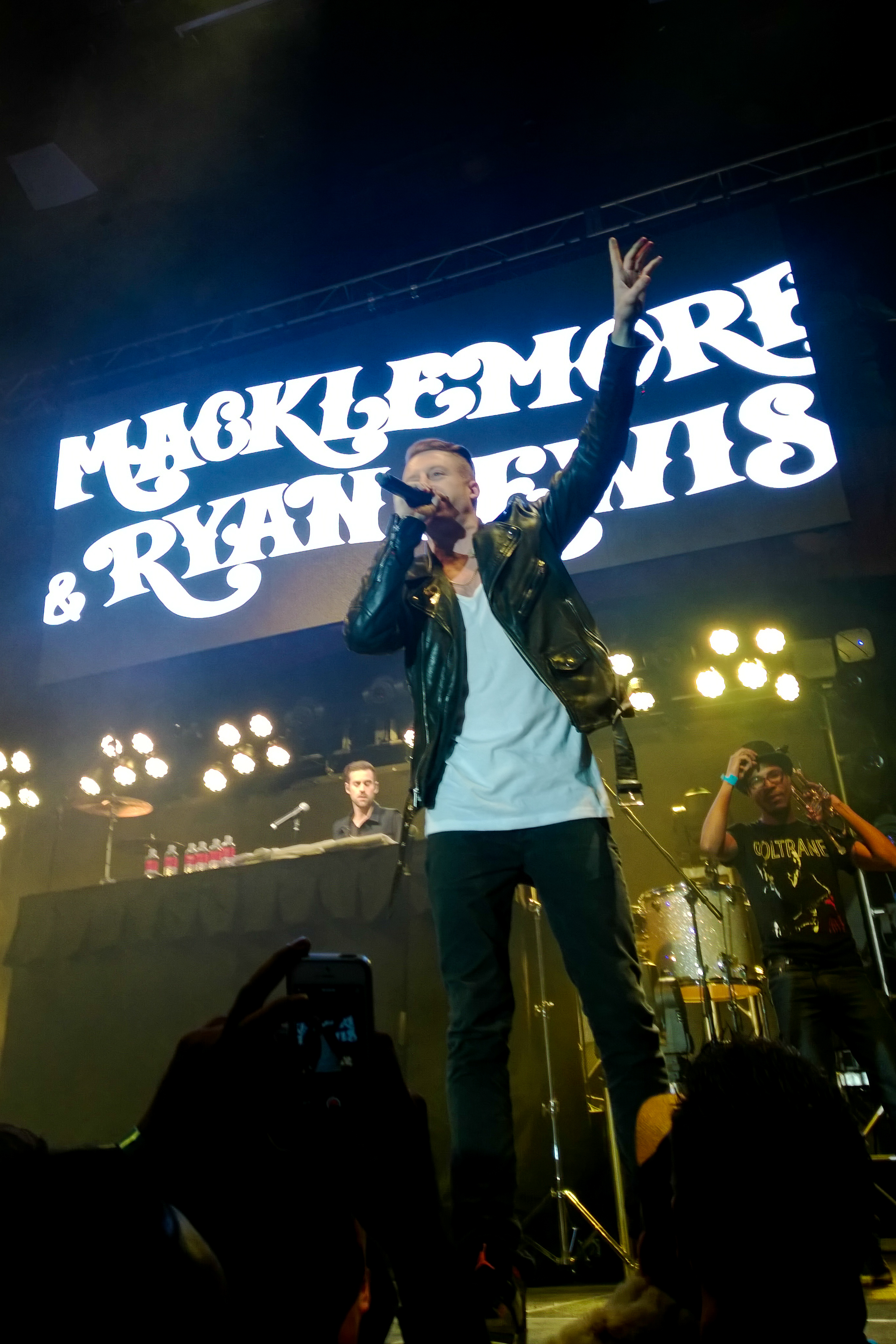 Mackelmore and Ryan Lewis