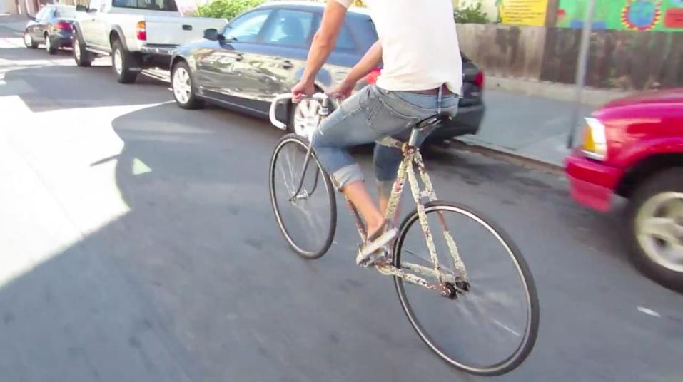 Barnacle Bike 1