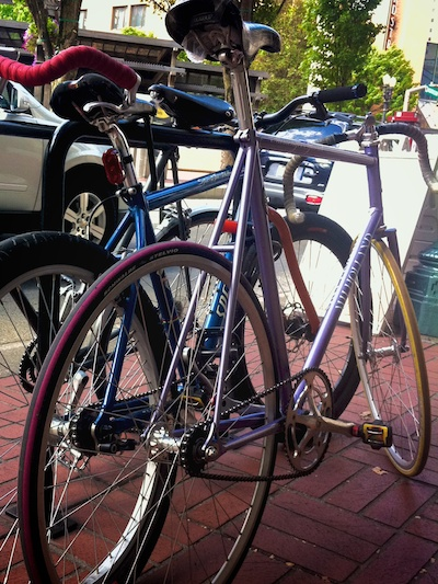 bike rack fixie