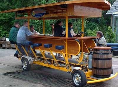 Bike Bar Hot Dogs Sausalito