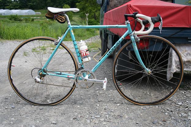 Honjo bike