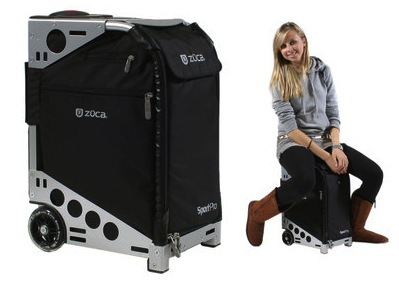 Zuca Is A Company That Makes Travel Bags Take The Load Off Your Body When You Walk And Weight Feet D Normally Stand