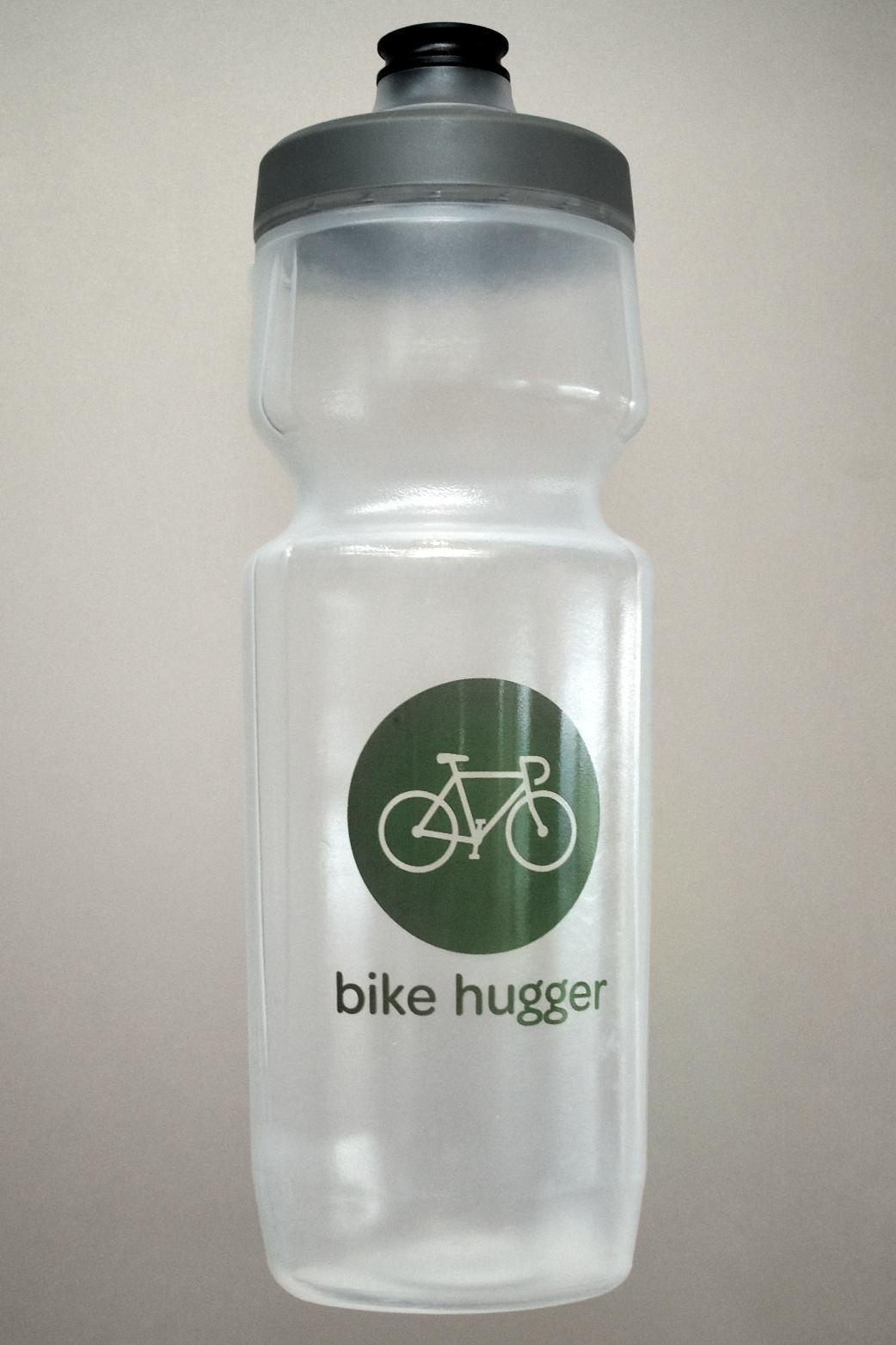 Bike Hugger's own 24oz Specialized Purist Water Bottle