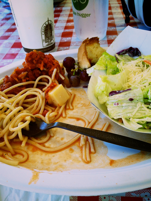 Rotary Spaghetti