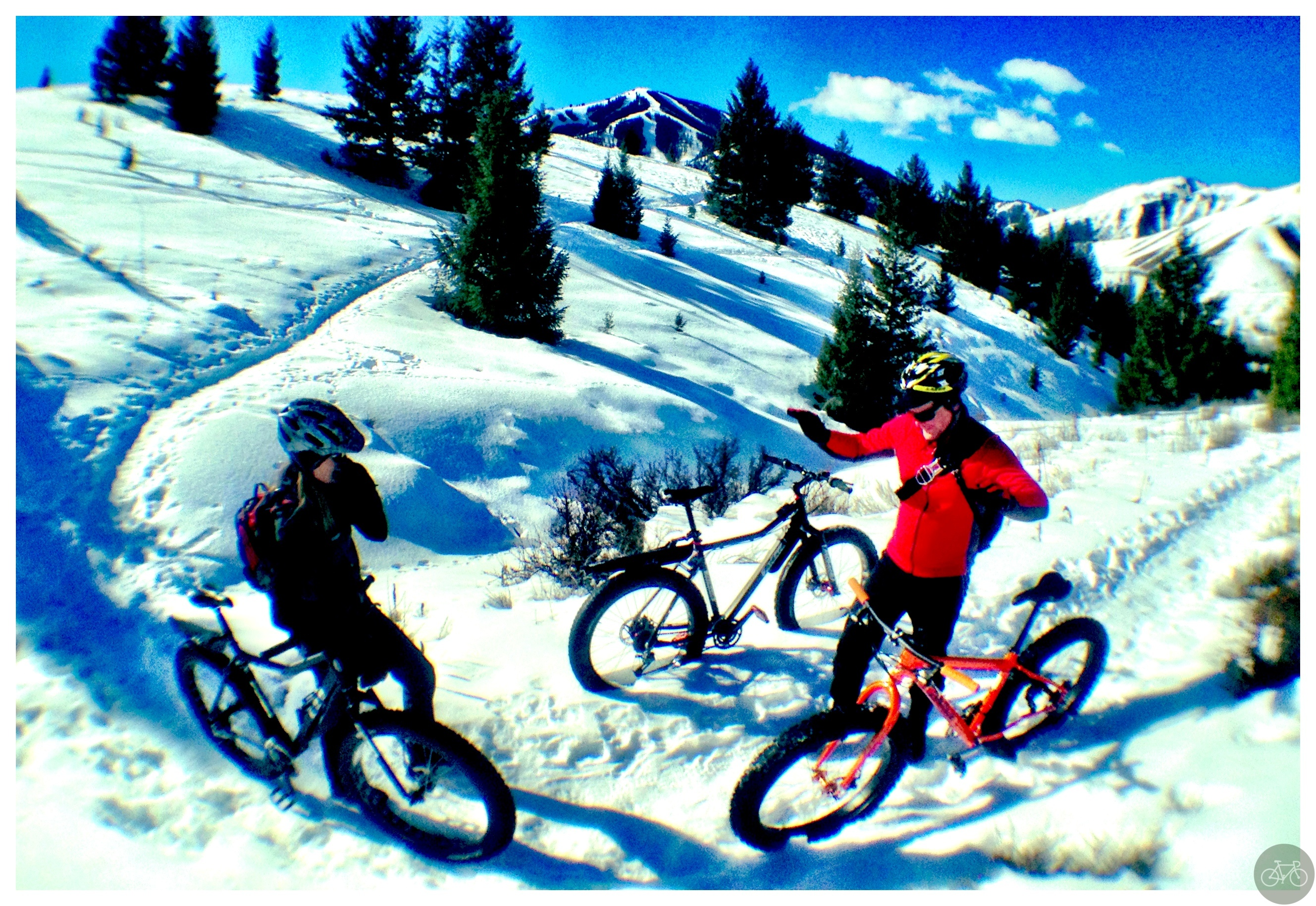 Finding a Fat Bike Flow