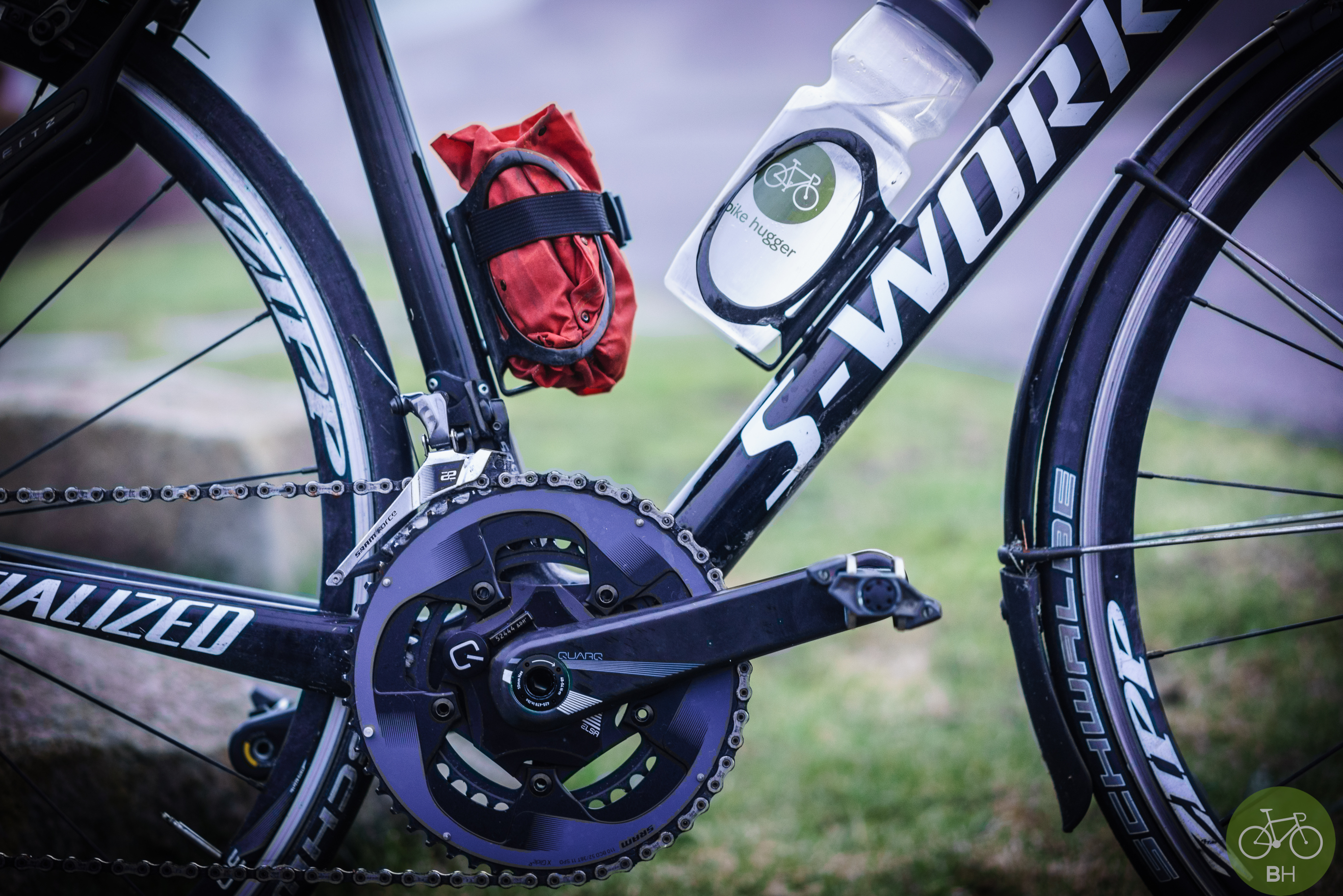 Force 22 with Quarq