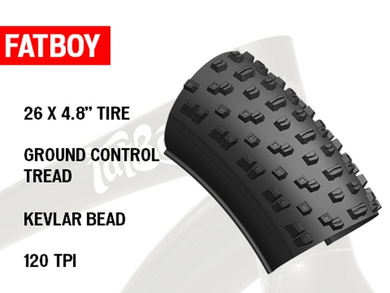 Fatboy Tire