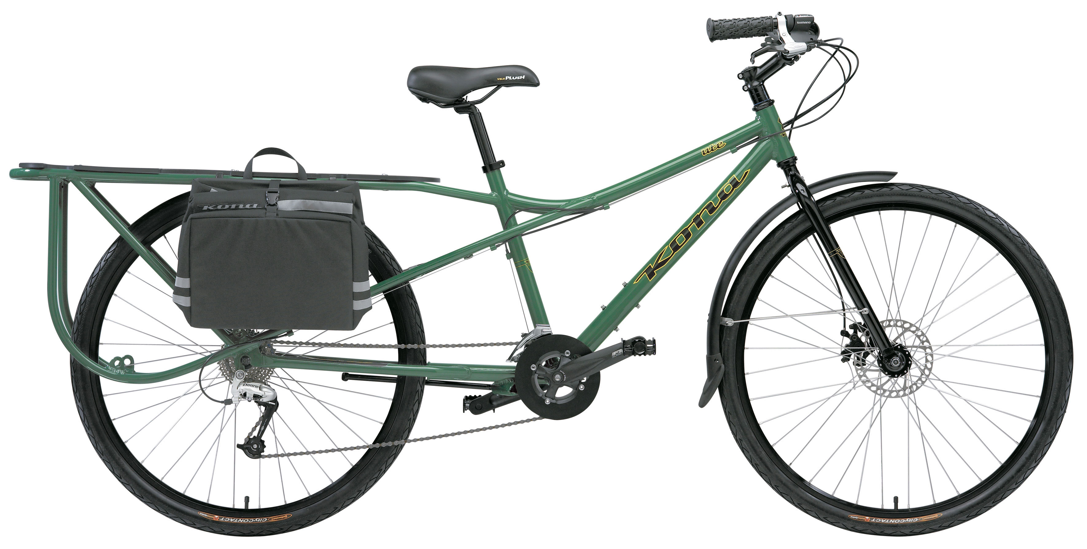 Kona Ute Rock Solid Cargo Bike
