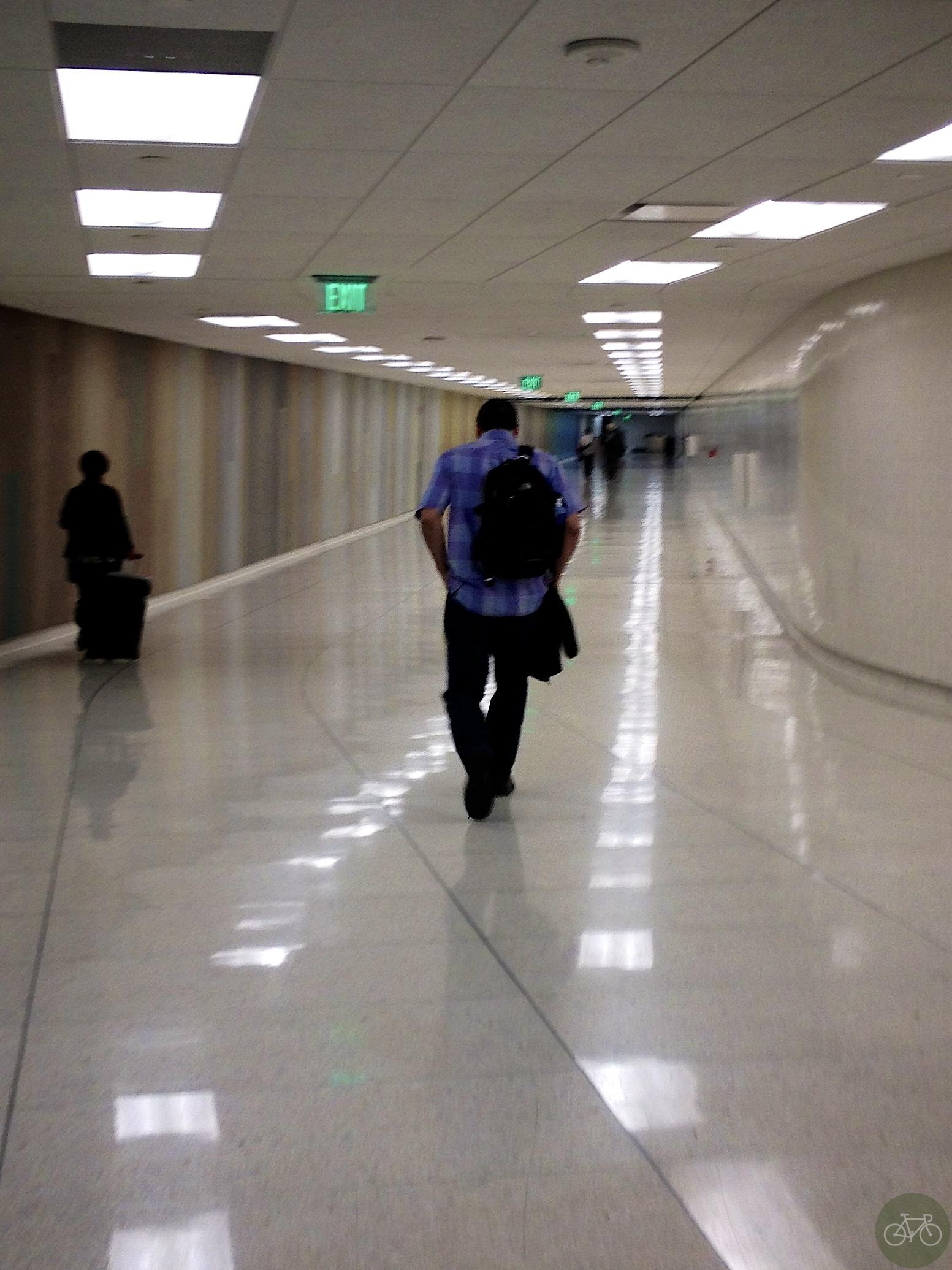 LA Hallway