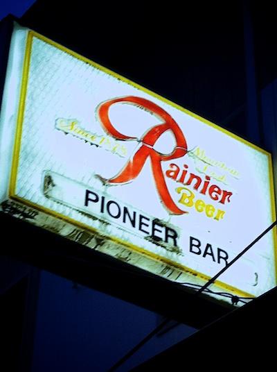 p bar