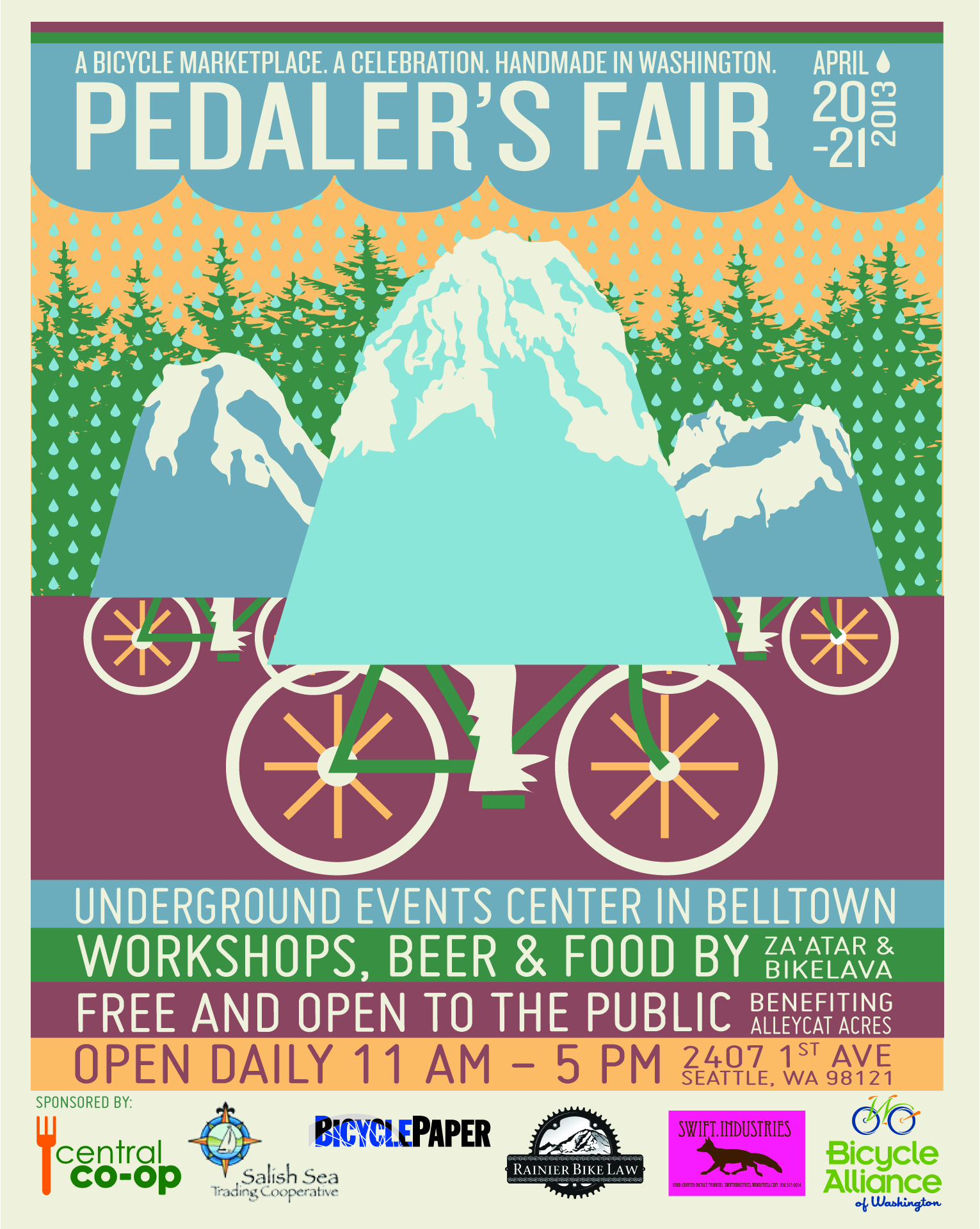 pedalers fair