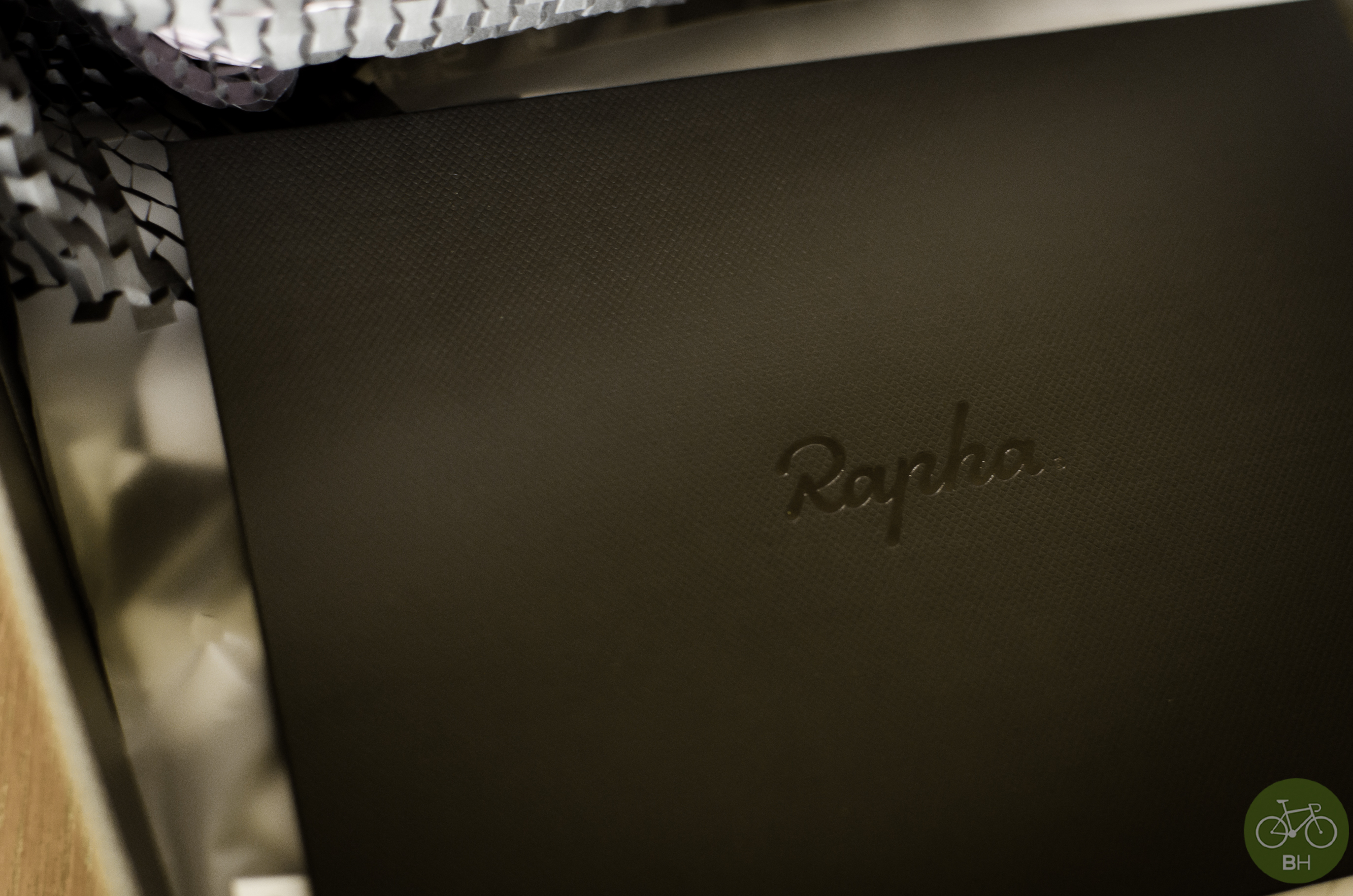 Rapha unboxing 1