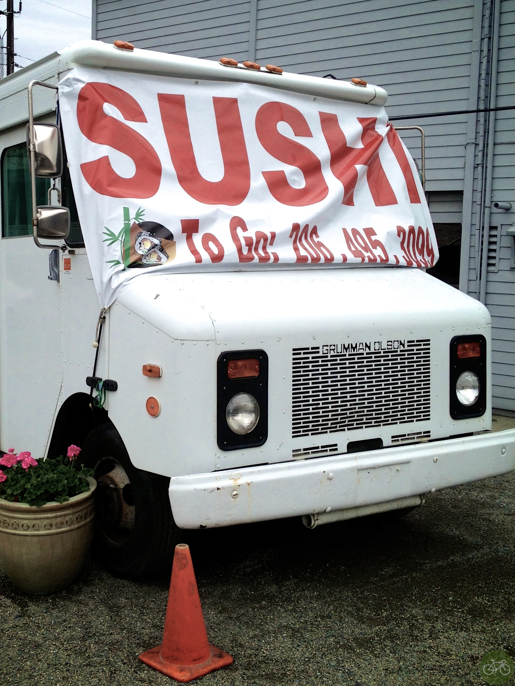 The gallery for --> Sushi Taco Truck
