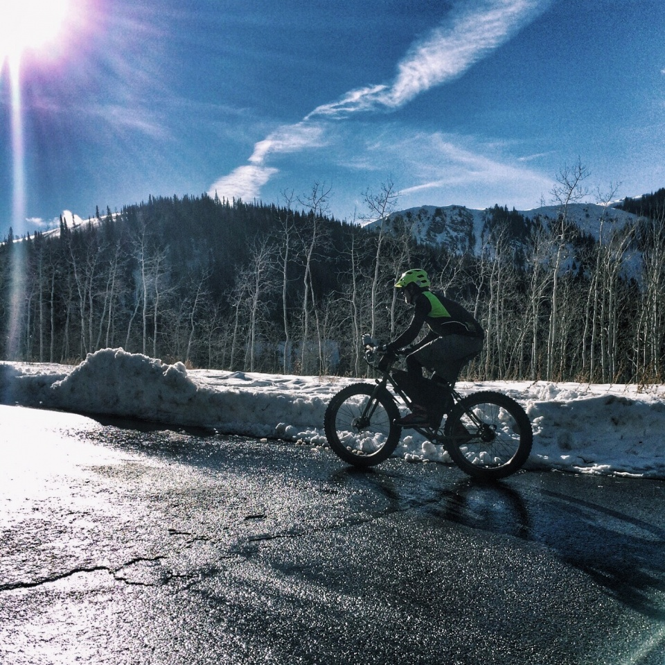 fat bike sun