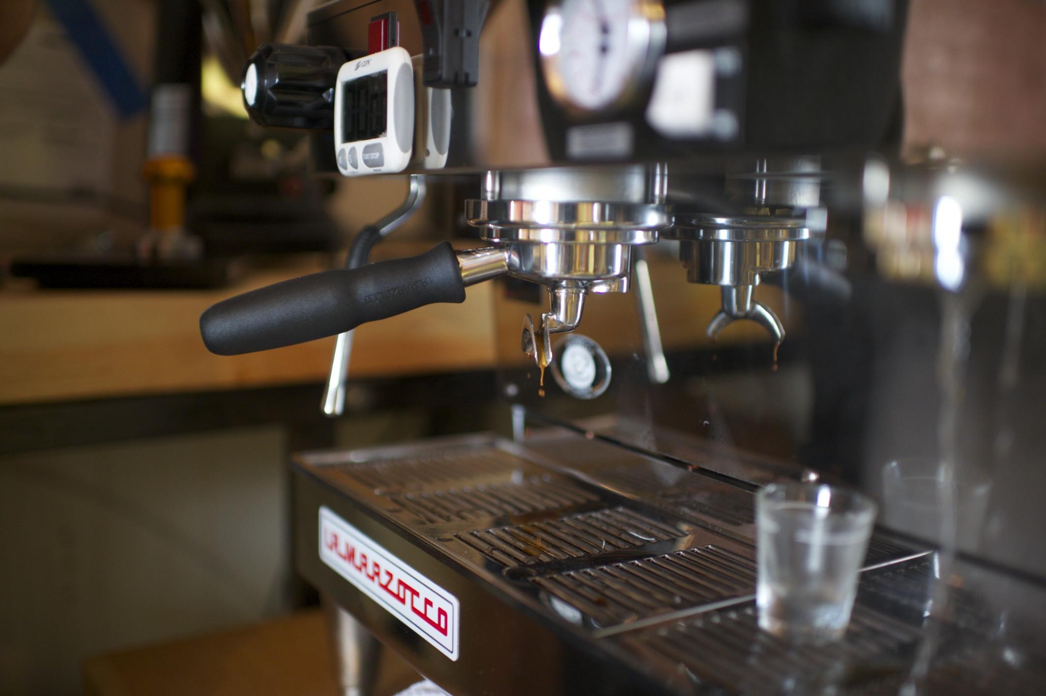 Espresso drip