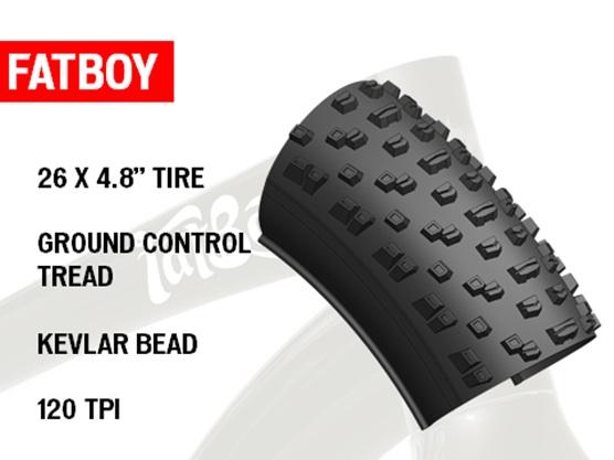 Fatboy Tire
