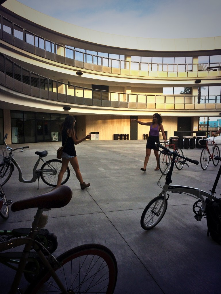 Ride Started at Zappos