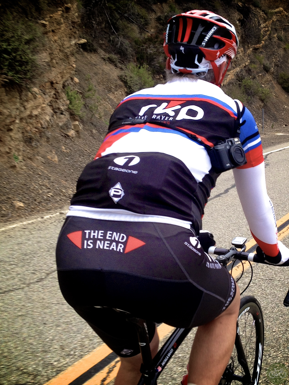 RKP on a Ride