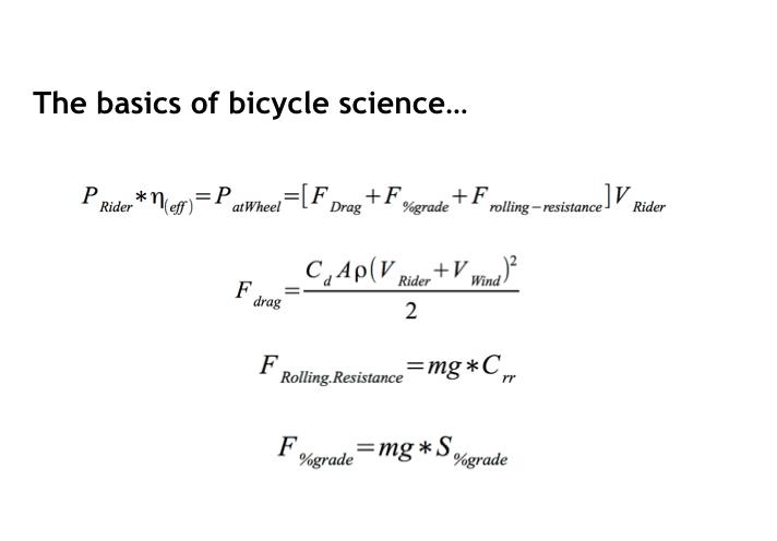 Zipp science