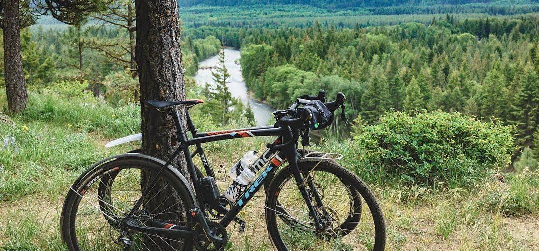a couple of bikes in Suncadia