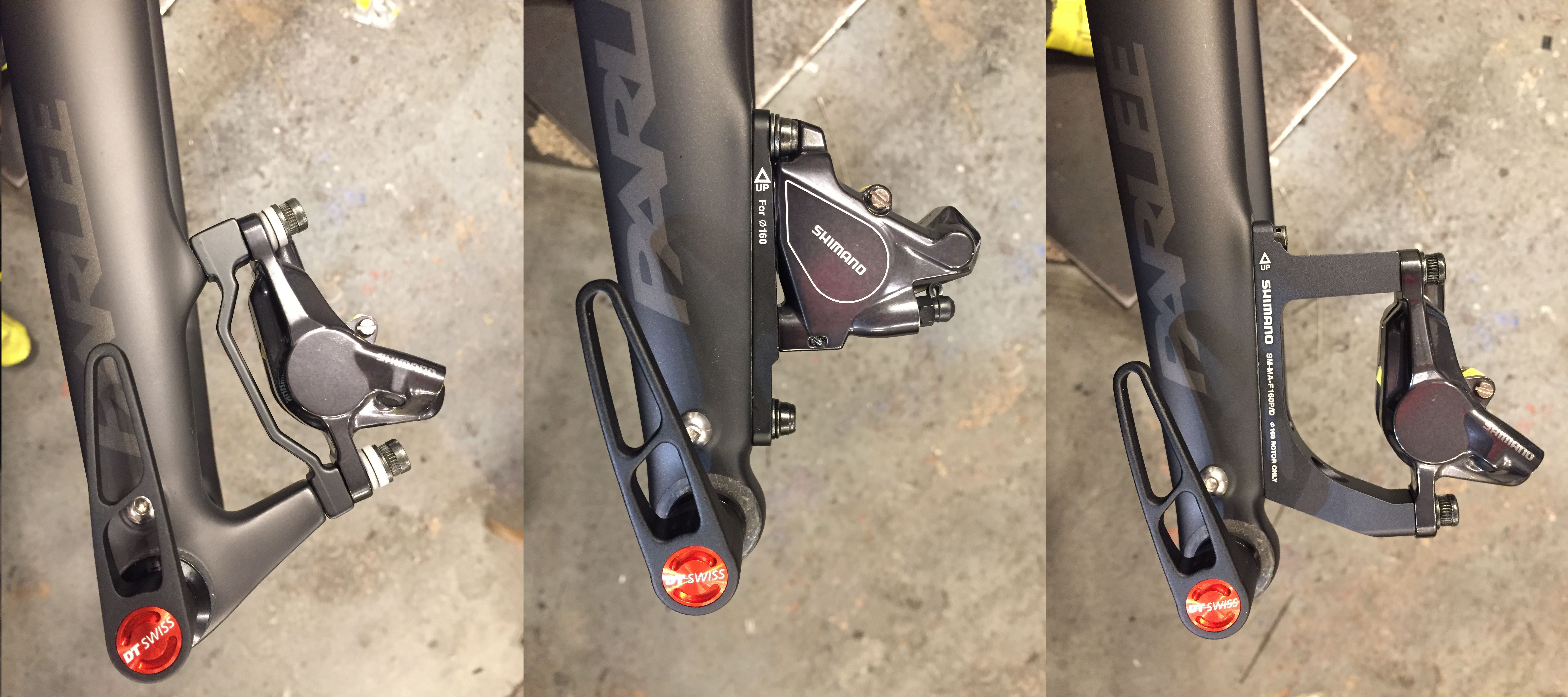 Road Disc Brake Tech Flat Mount Vs Post Mount Bike Hugger