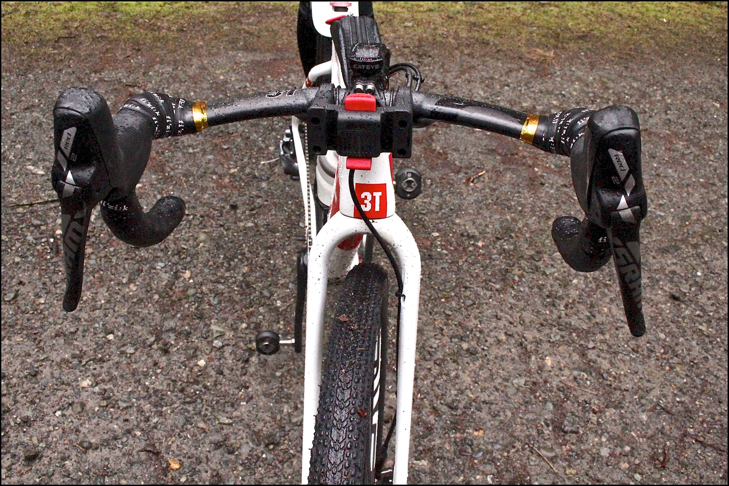 Mark V Reviews 3t Aeronova Team Stealth Handlebar Bike