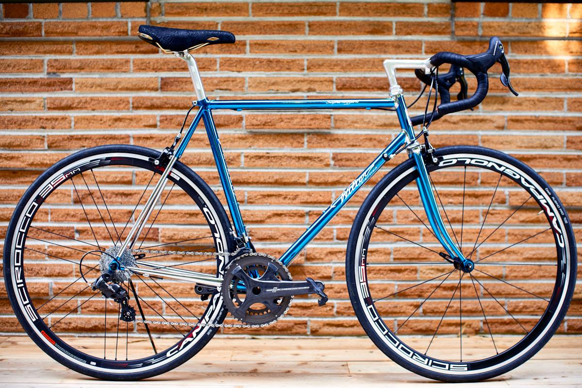 Steel Bike Sunday Wilier Superleggera