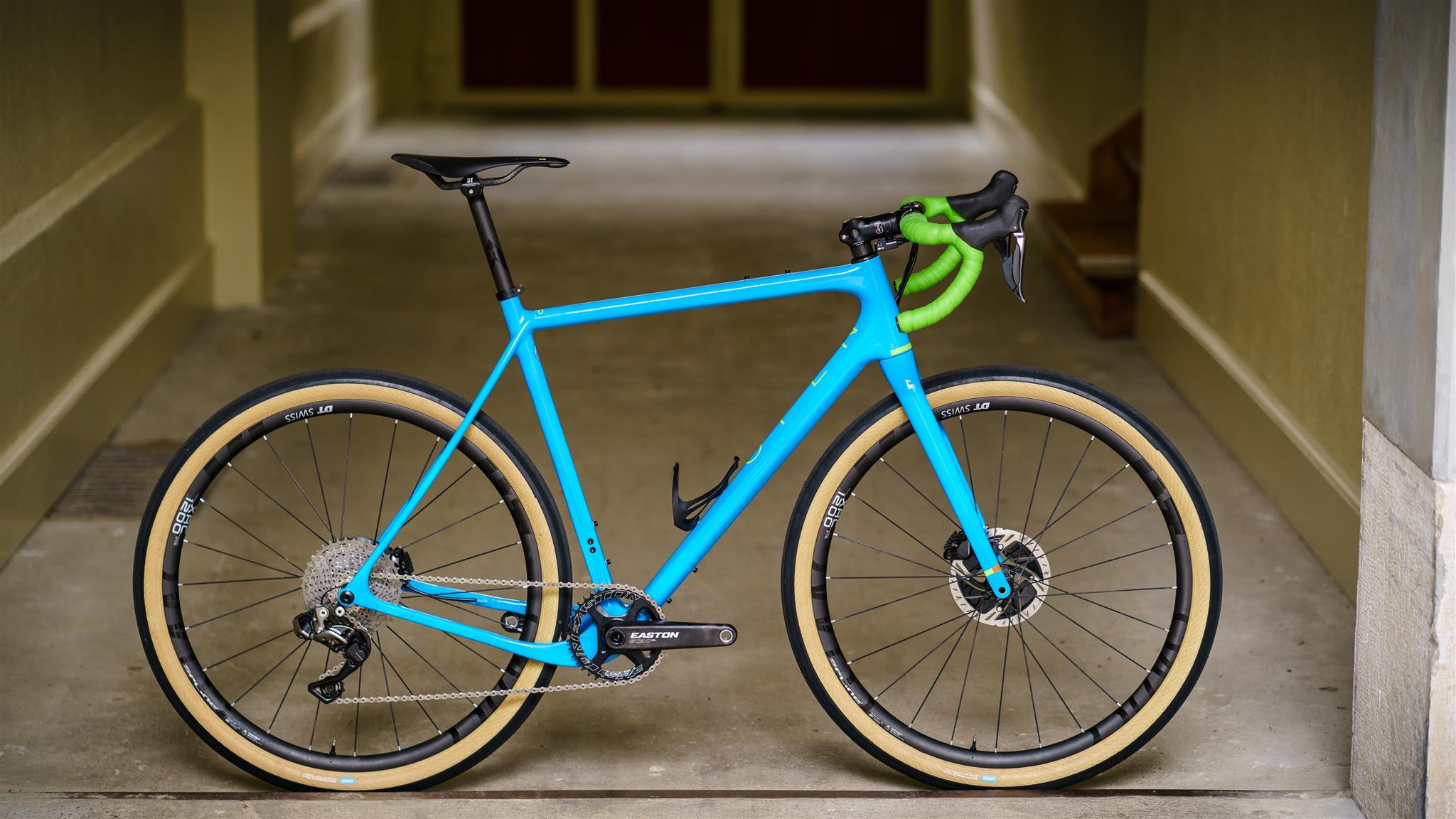 Next Gen Open U P Bike Hugger