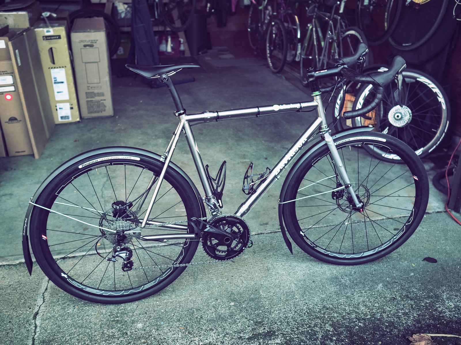 The Best Ride: Steel and Ti - Bike Hugger