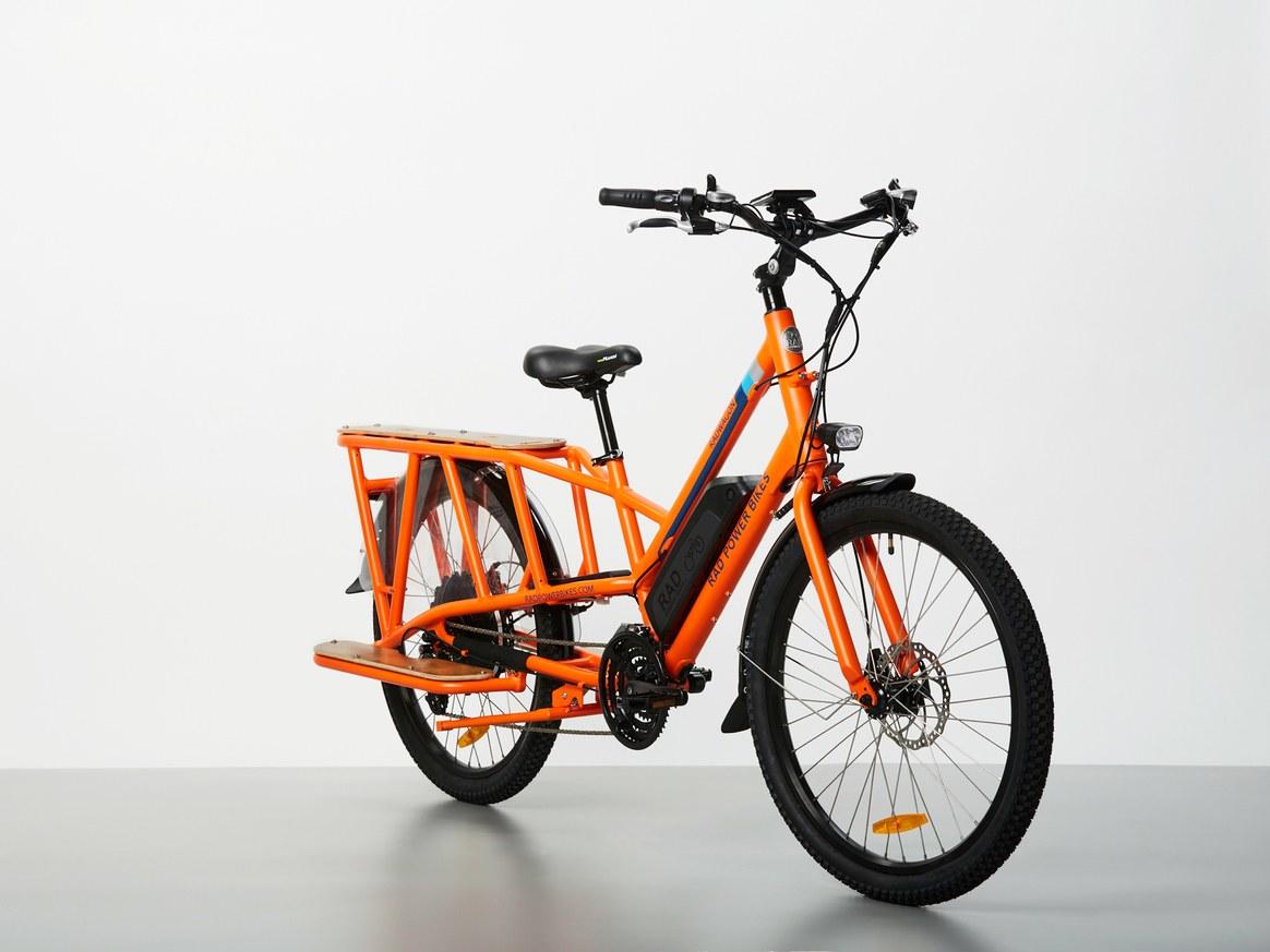 Affordable Electric Bikes >> Wired An Affordable Electric Cargo Bike Bike Hugger