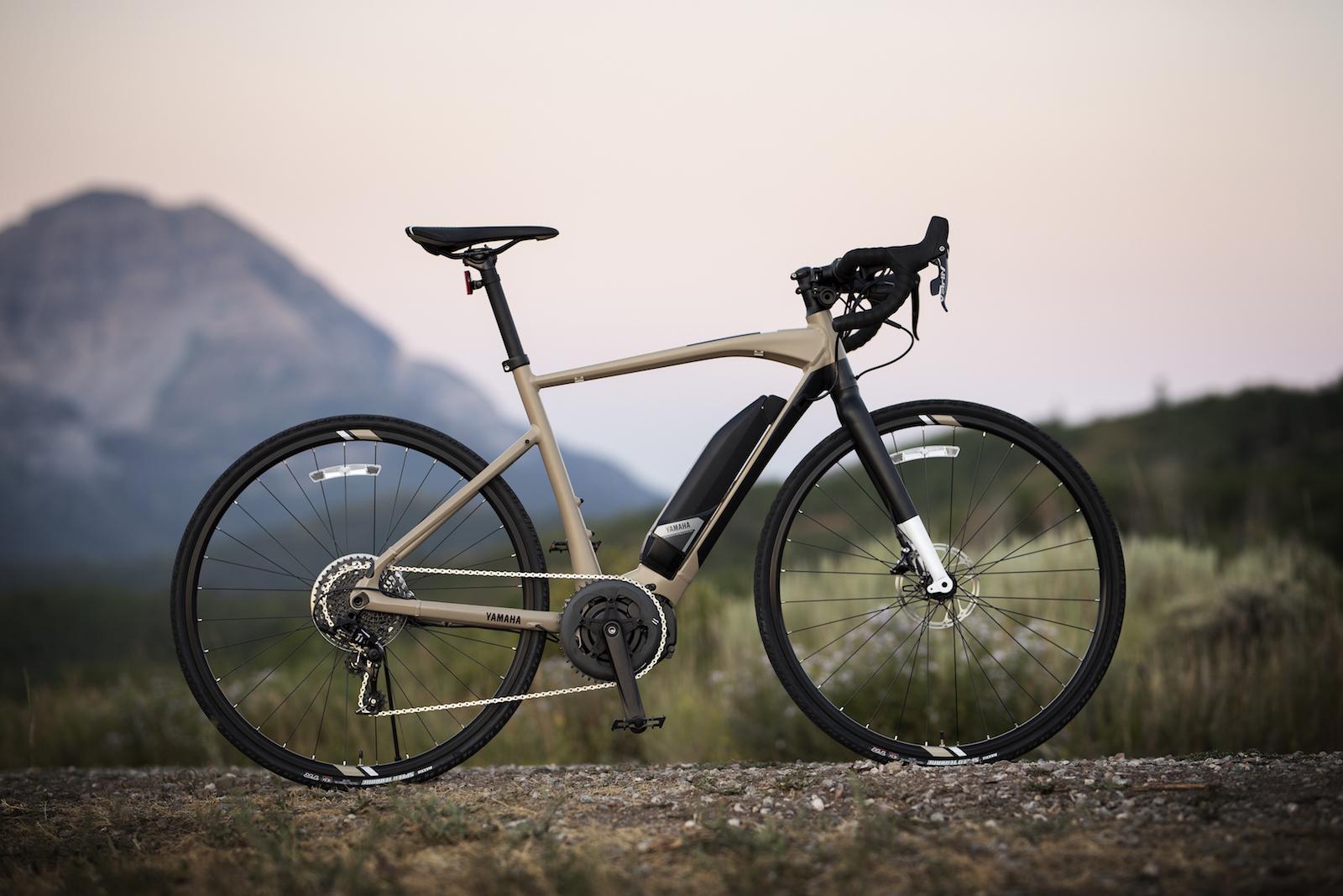 yamaha gravel bike bike hugger. Black Bedroom Furniture Sets. Home Design Ideas