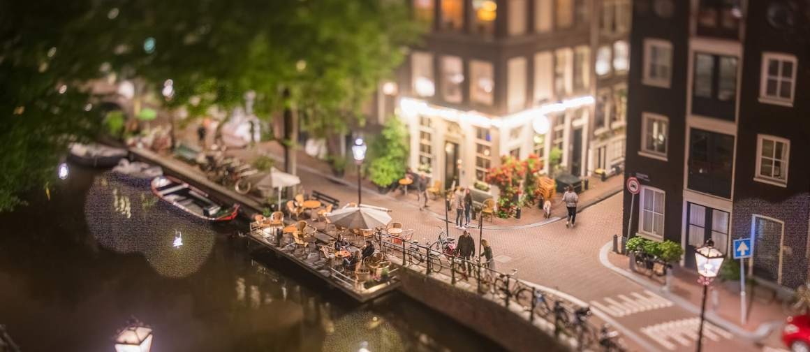 Amsterdam As You've Never Seen It Before