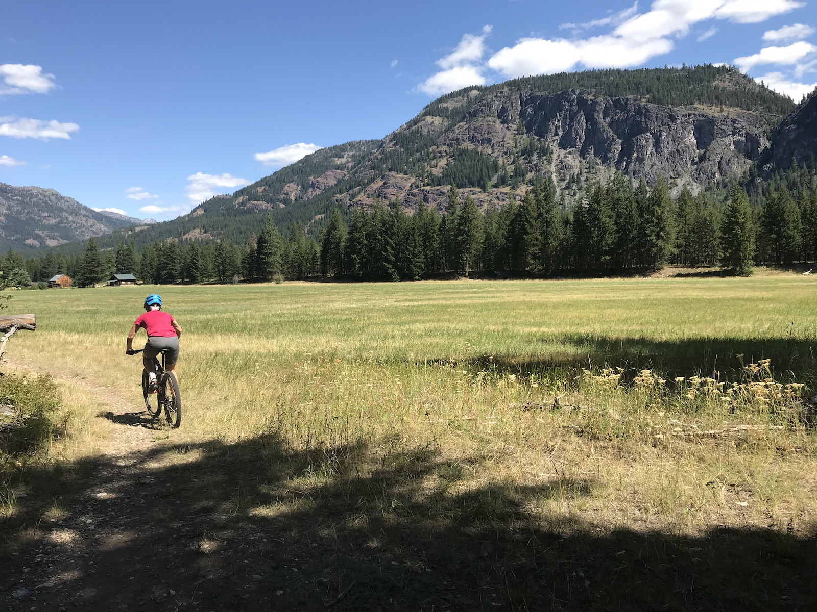 Methow Valley rides