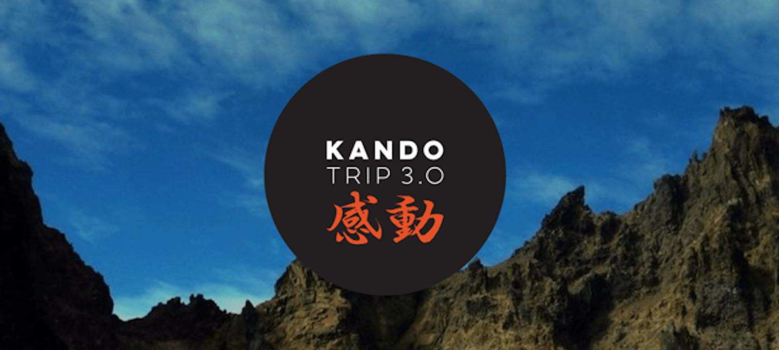 Kando Trip Sun River